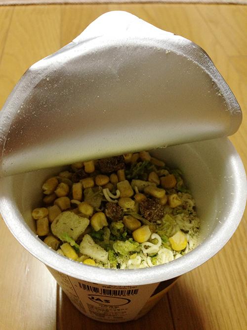サッポロ一番 塩「のりしお味」