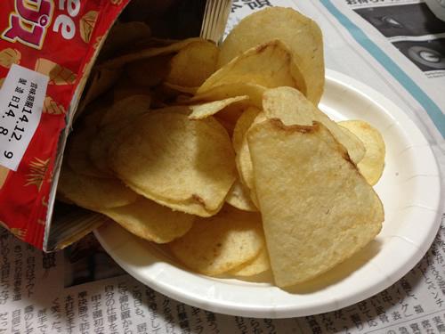 味覇(ウェイパァー)味ポテトチップス
