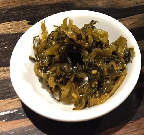 麺'room 神虎 高菜