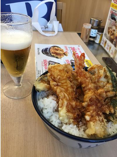 てんや 390円(サンキュー)天丼