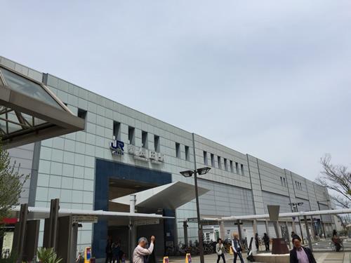 JR新長田駅