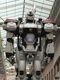 【神戸 長田】実物大 機動警察パトレイバー98式イングラム デッキアップイベントに行ってきた
