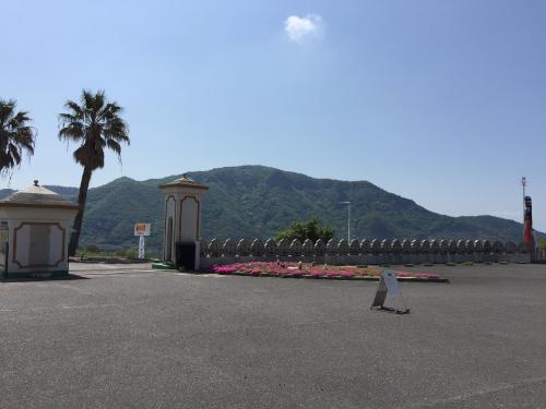 小豆島大観音佛歯寺 駐車場