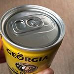 缶コーヒー「ジョージア」の缶が妙に膨らんでいる理由