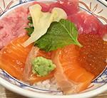 【ランチ】天神橋筋商店街で海鮮丼を食べてきた