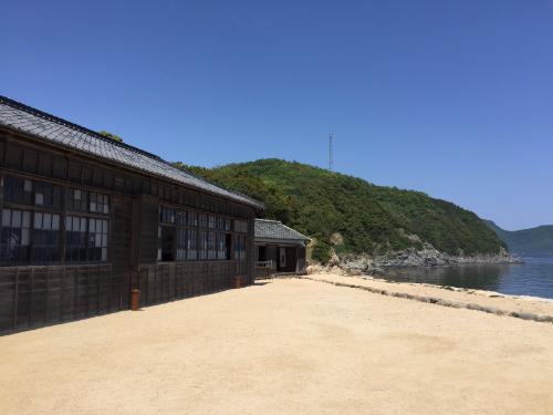 二十四の瞳映画村 岬の分教場
