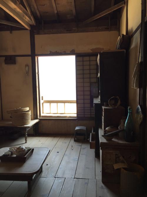 二十四の瞳映画村 先生の家