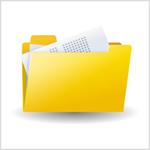 フォルダの中のフォルダに保存しているファイルをすべて表示する方法