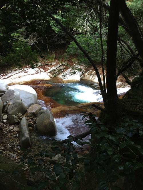 日本の滝百選 笹の滝