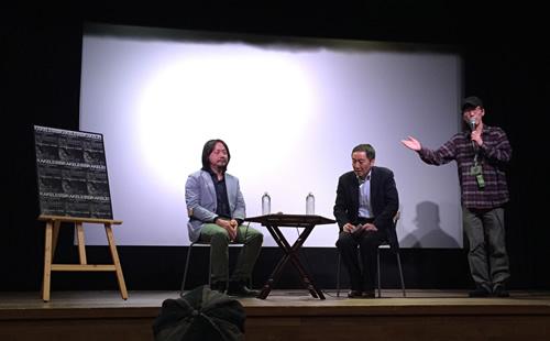 BRAKELESS JR福知山線脱線事故 トークショー