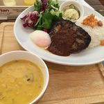 【大阪・福島・ランチ・カフェ】 オープンしたばかりのL'ajitto(ラジット)はなんともオシャレなお店でした