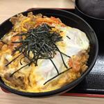 【実食レポート】 松屋でキムチ牛とじ丼を食べてきた