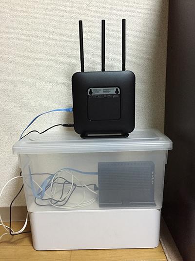 バッファロー WXR-1750DHP