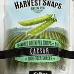 【実食レポート】 えんどう豆スナック「HARVEST SNAPS CAESAR(ハーベストスナップス シーザー)」を食べてみた