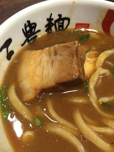 三豊麺 つけ麺