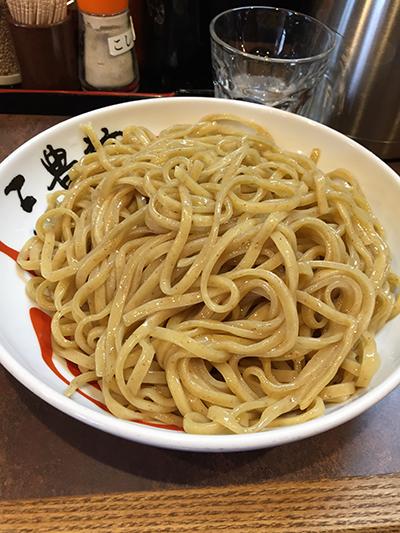三豊麺 大盛