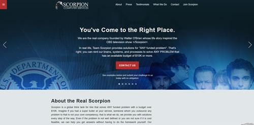 Scorpion Computer Serices